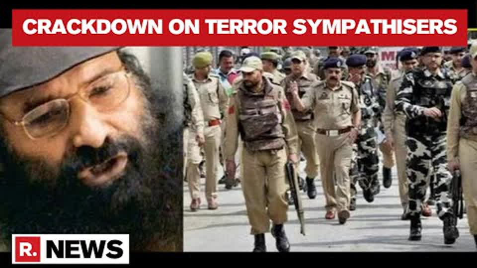 J&K Admin To Sack 20 More Govt Employees For Terror Activities After Hizbul Chief's Sons & 9 Others