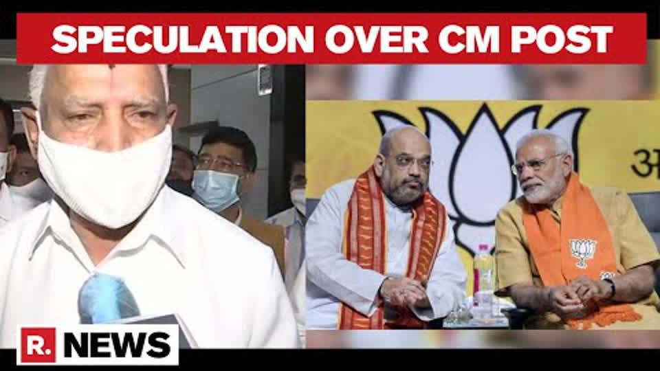 'Why?': Yediyurappa Flays Question On Resigning As Karnataka CM; Meets BJP Chief JP Nadda