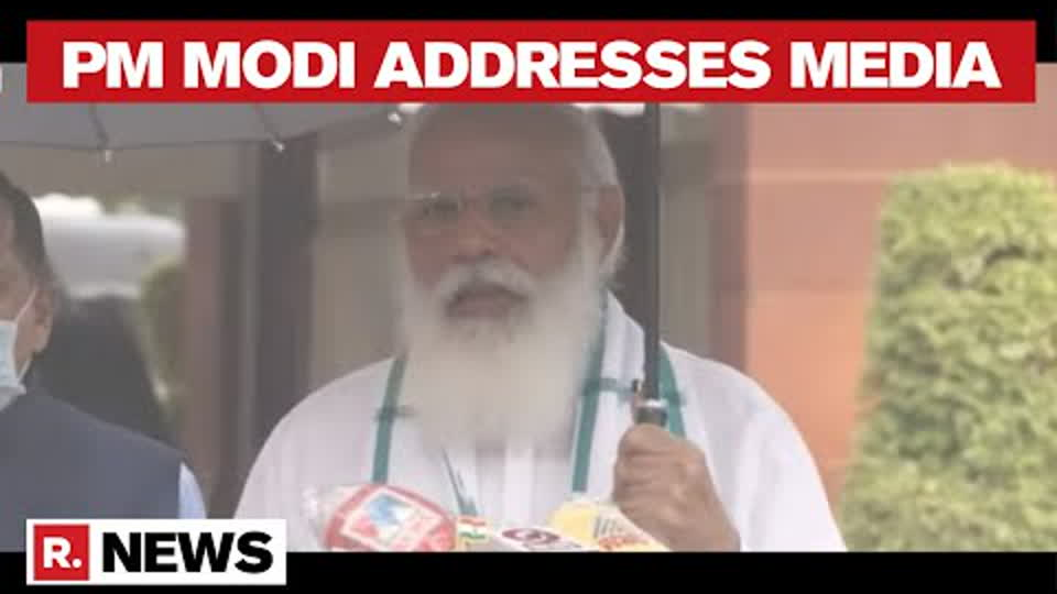 Parliament Monsoon Session 2021: PM Modi Says, 'I Urge MPs To Ask The Most Difficult Questions'