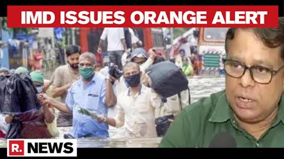 Mumbai Rains: IMD Issues Orange Alert From July 20-23, 'Extreme Heavy Rainfall' Predicted