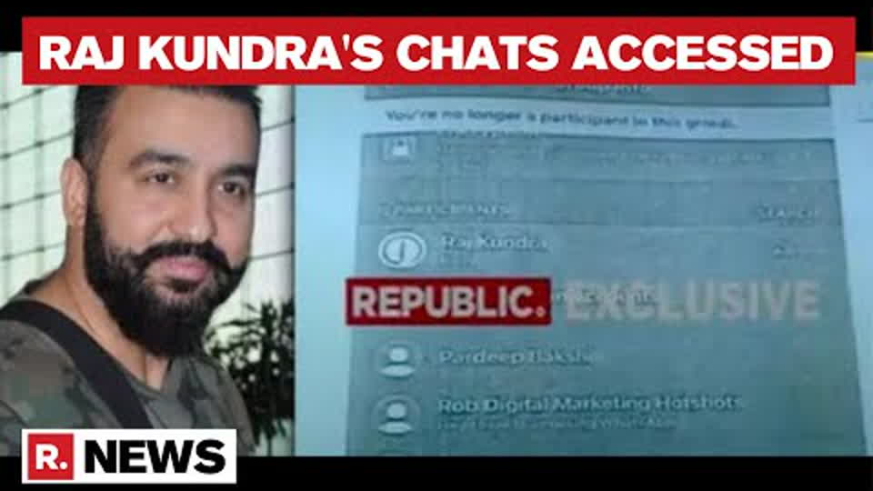 Raj Kundra's WhatsApp Chats With UK Associate Accessed; Had Discussed Funds For Porn Films