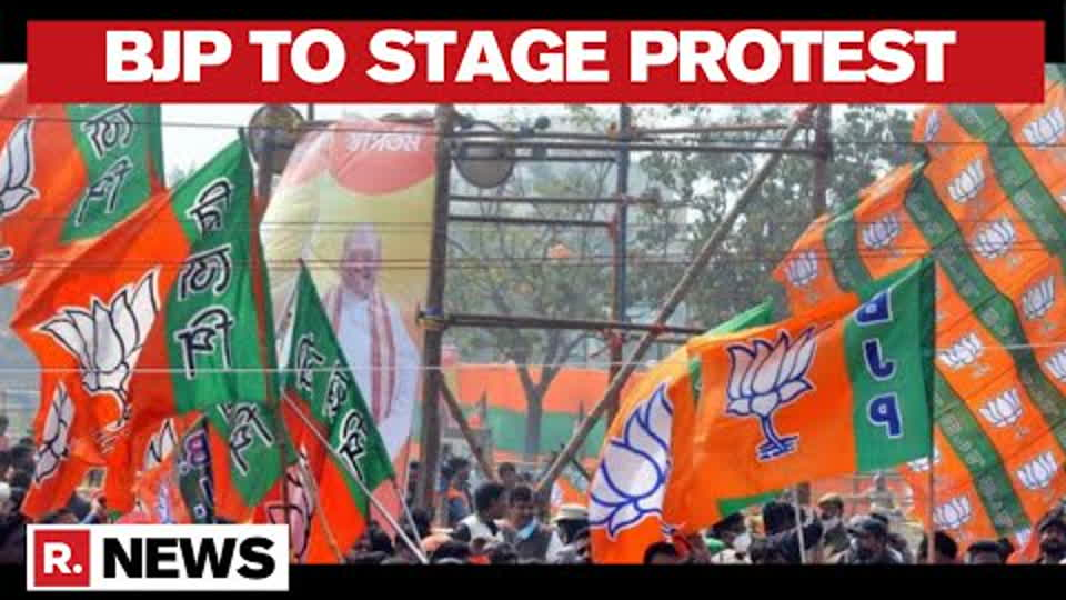 Delhi: BJP To Hold Dharna In Rajghat To Protest Bengal 'Post-Poll Violence' | Republic TV