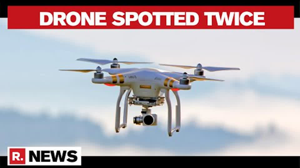 Jammu: Drone Spotted Twice Near Civil Airport & Peer Baba after attack on IAF airbase | Republic TV