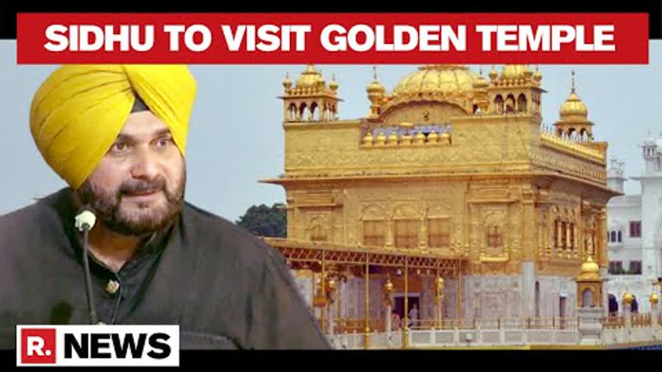 Punjab Congress Chief Sidhu To Visit Golden Temple, Captain Amarinder Not Invited As Rift Widens