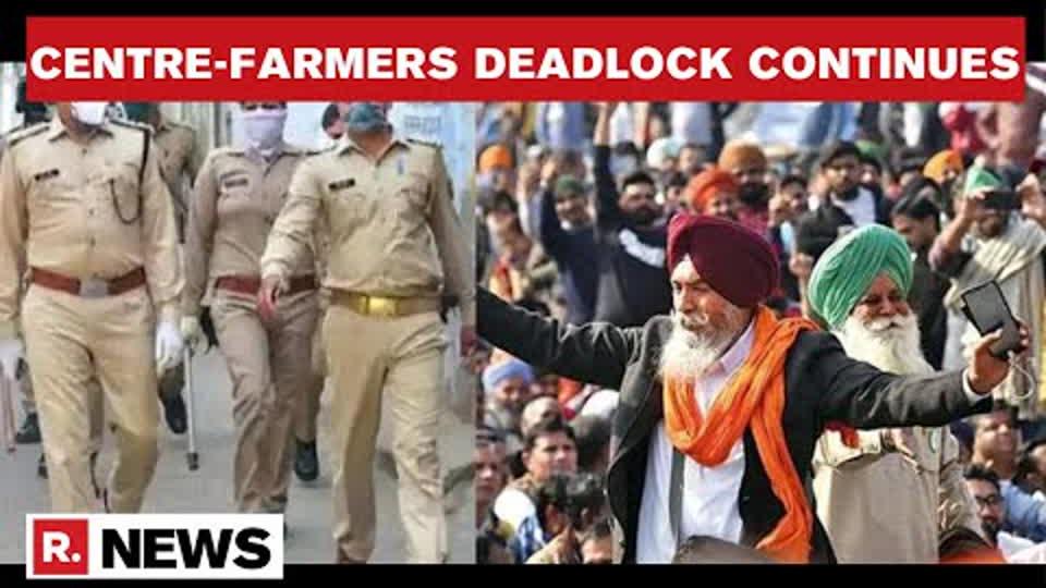 Farm Laws Protestors To Hold Kisan Panchayat At Jantar Mantar Vis-a-vis Parliament Session