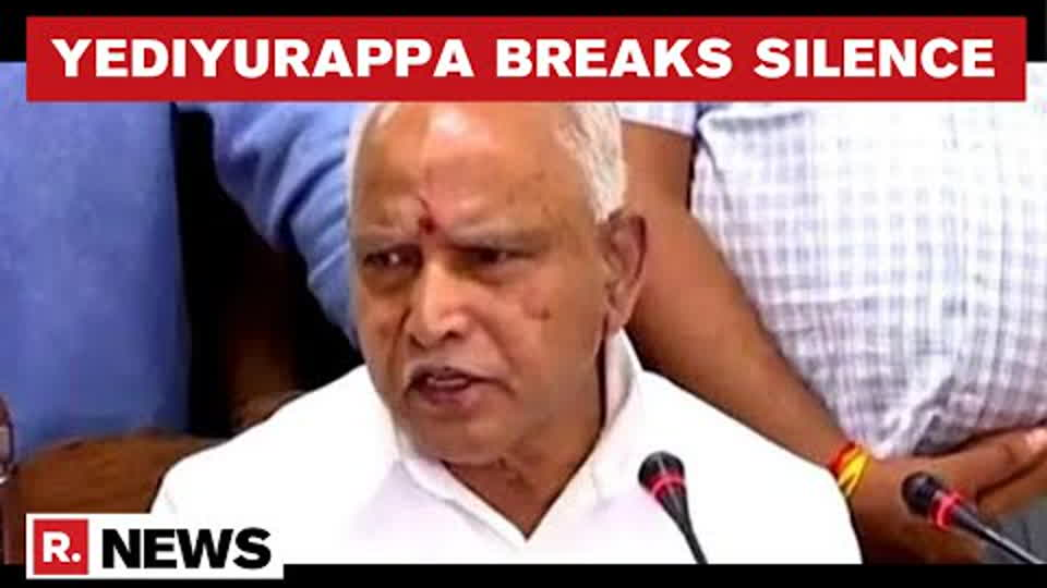 Yediyurappa To Abide By BJP High Command's Decision Amid Ouster Buzz; Assuages Supporters