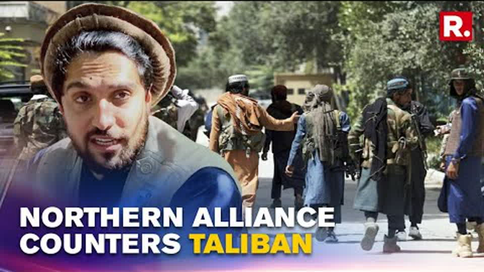 NRF Terms Taliban Govt In Afghanistan As 'Illegitimate'; Calls On UN, EU, SCO To Not Recognise Govt