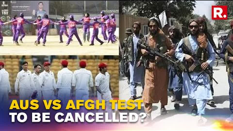 Cricket Australia To Not Host Men's Team If 'Women's Cricket Not Supported In Afghanistan'