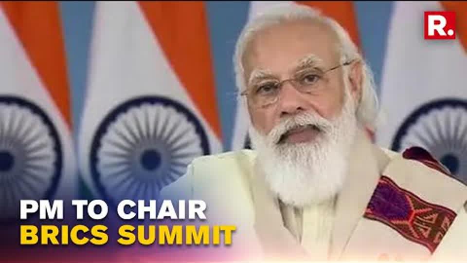 PM Modi To Chair 13th BRICS Summit Virtually On 'Continuity, Consolidation & Consensus'