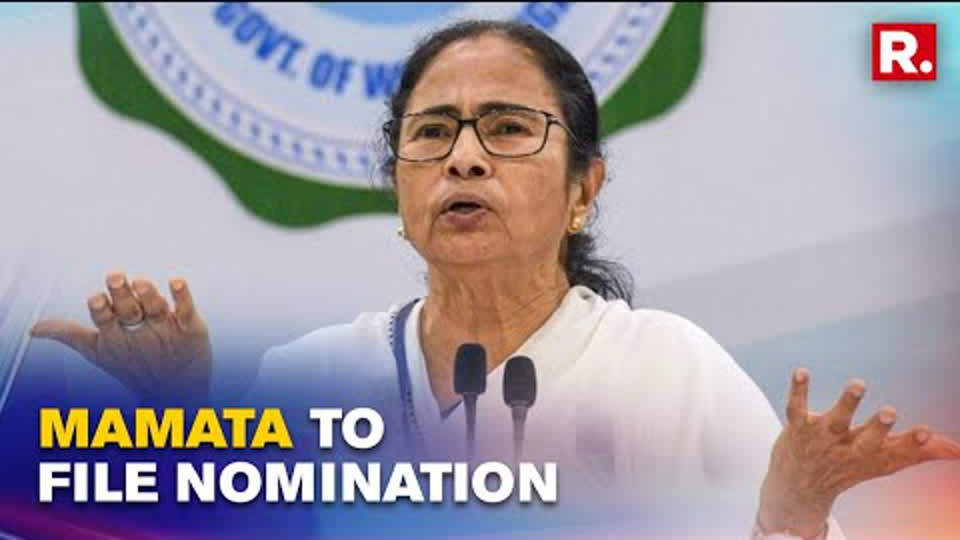West Bengal Chief Minister Mamata Banerjee To File Nomination For By-Polls To Bhowanipore Seat