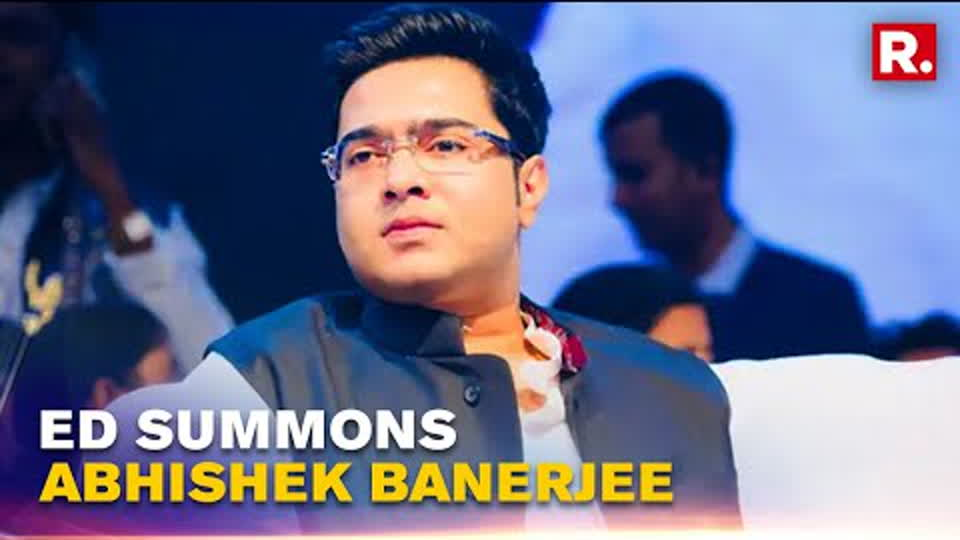 ED Issues Fresh Summons To TMC MP Abhishek Banerjee In West Bengal Coal Scam Case