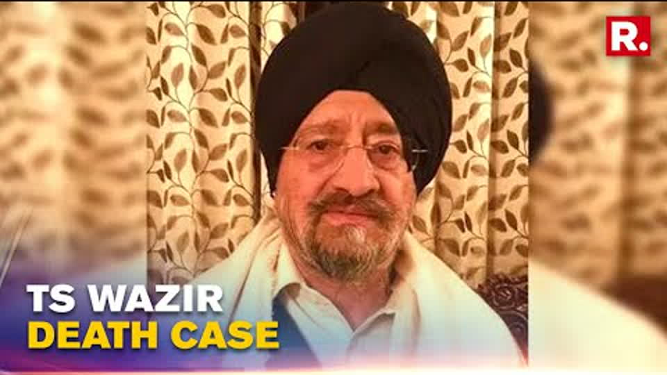 Exclusive Details On TS Wazir Murder Accessed, Prime Suspects Fled To Jammu & Returned To Delhi
