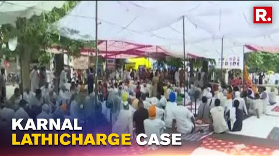 Karnal: Haryana Govt Meets Farmers, Offers Inquiry & Govt Jobs In Lathi-charge Incident