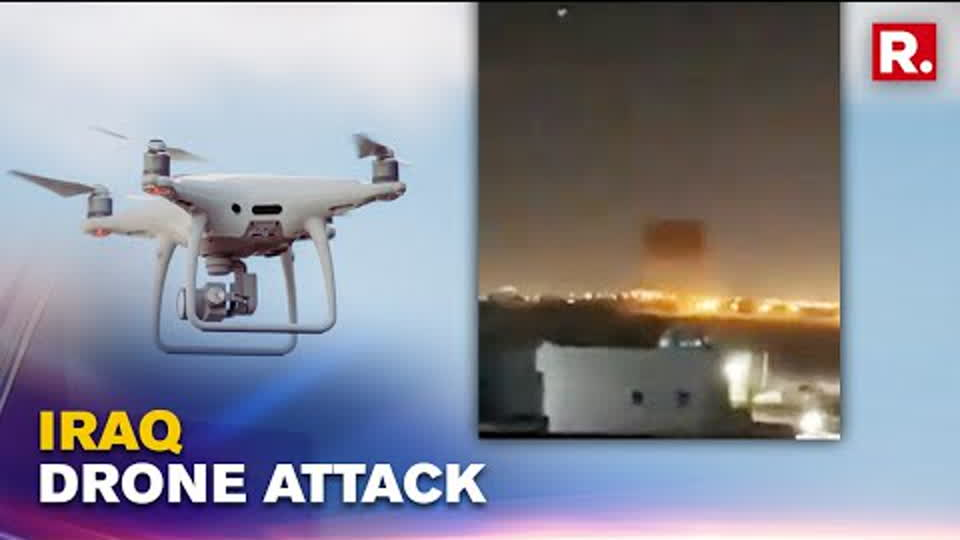 Iraq: 2 Drones Carrying Explosives Target Erbil Airport, No Casualties Reported