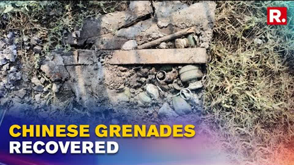 J&K: Suspicious Bag With Six Chinese Grenades Recovered In Srinagar Along NH-44