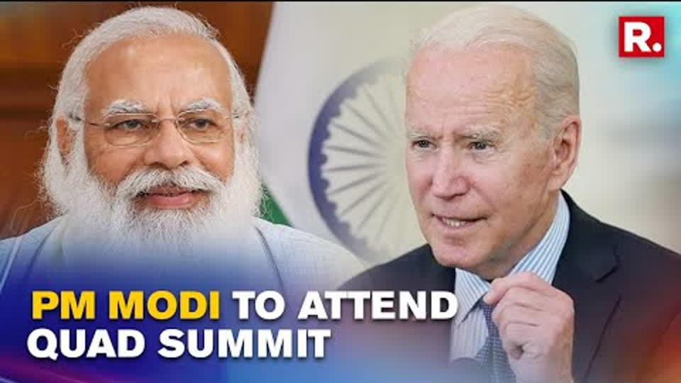 US President Joe Biden To Host In-Person QUAD Summit On September 24, PM Modi To Attend Meeting