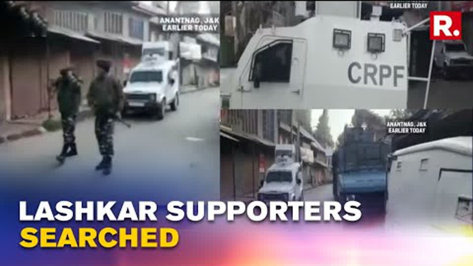 J&K: NIA Conduct Raids In 16 Locations Of Srinagar and Baramulla Over Targetted Killings