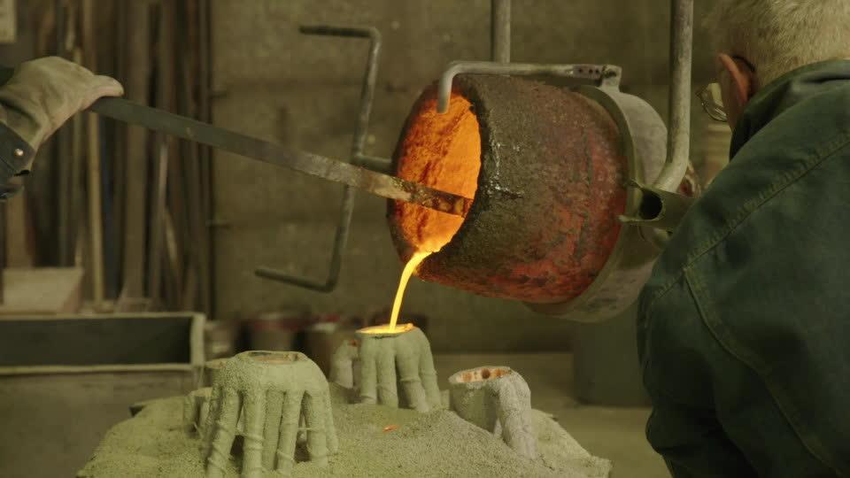 Don Begg - Sculptor