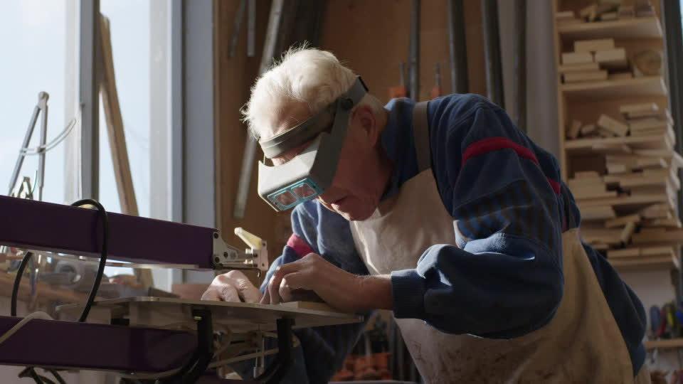 Furniture Maker - John Morel