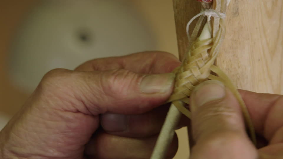 The Art of Rawhide Braiding - John Loree