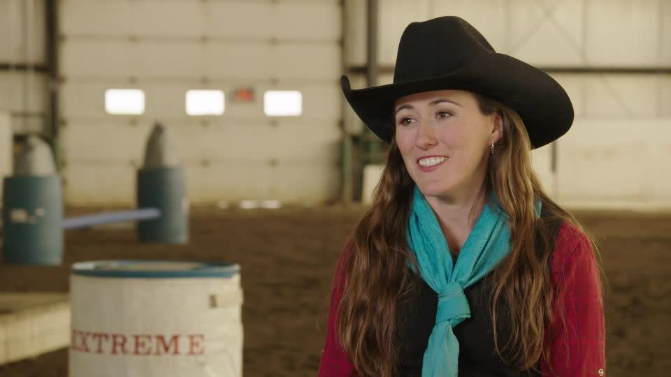 The Horse Whisperer - Kateri Cowley