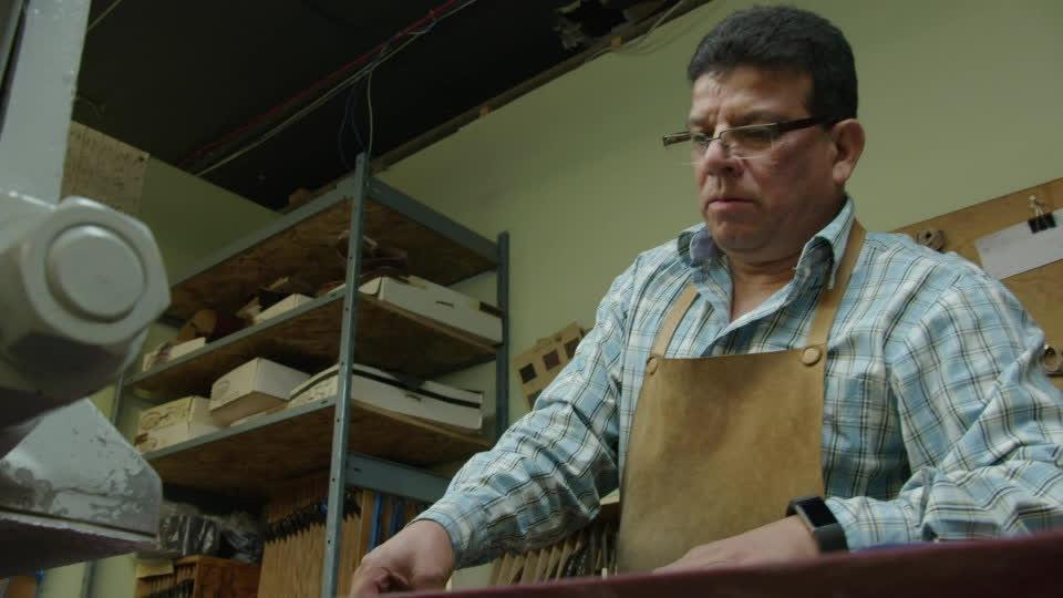 Traditional Western Bootmaker - Ben Gerwing