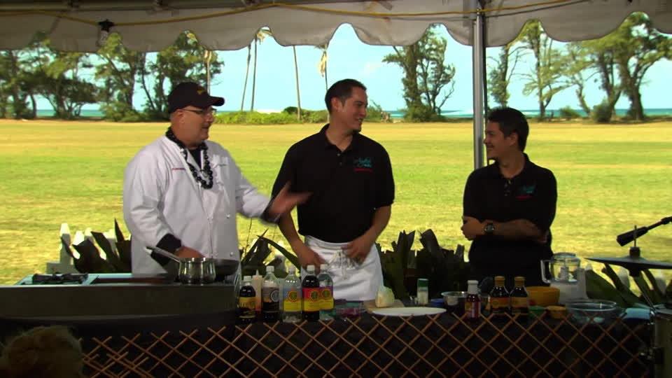 Making Hawaiian Cava Cava