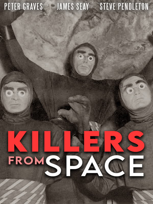 Killers from Space