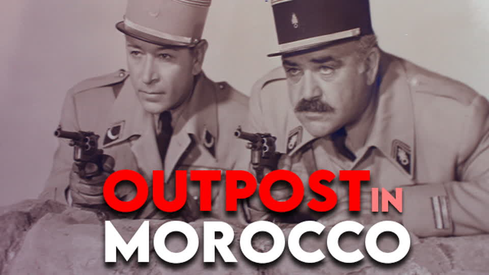 Outpost in Morocco