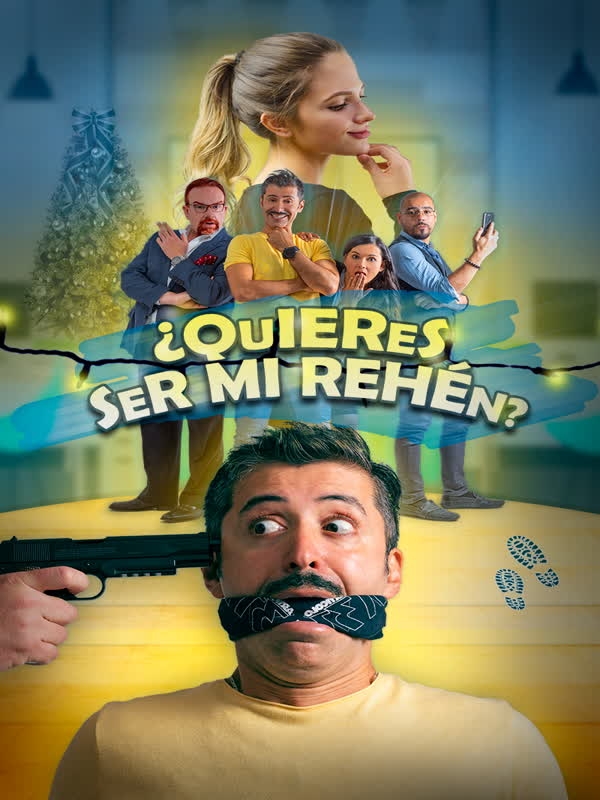 Quieres ser mi Rehen? (So You Want to be Kidnapped?)