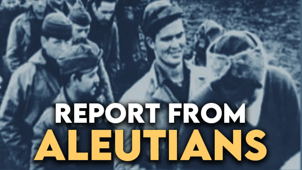 Report from Aleutians