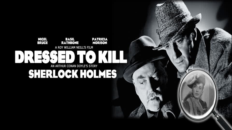 Sherlock - Dressed to Kill