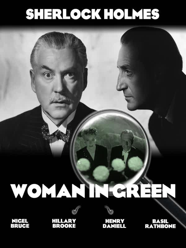 Sherlock – Woman in Green
