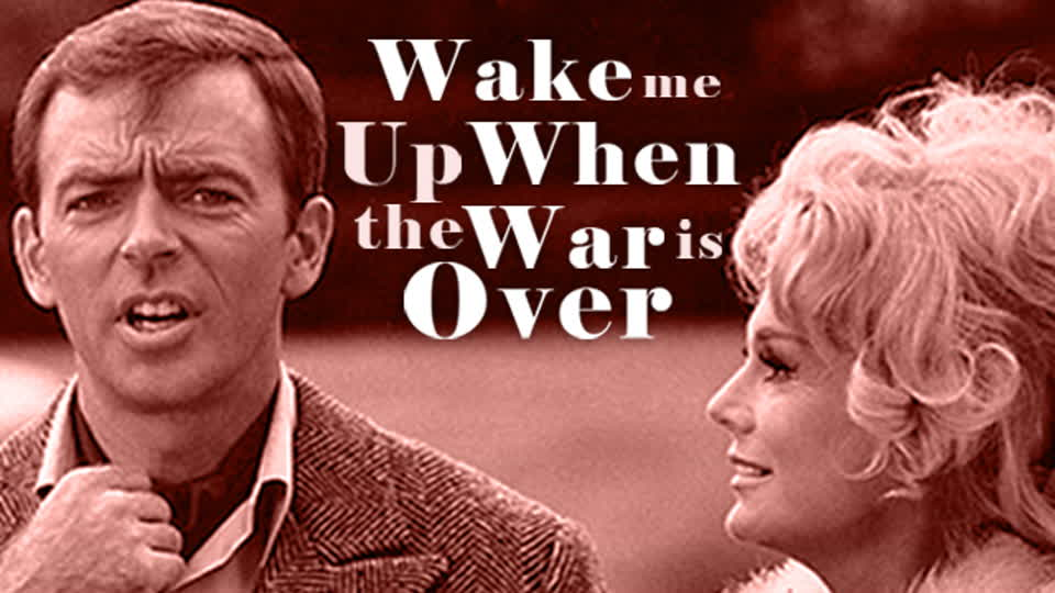 Wake Me Up When The War is Over