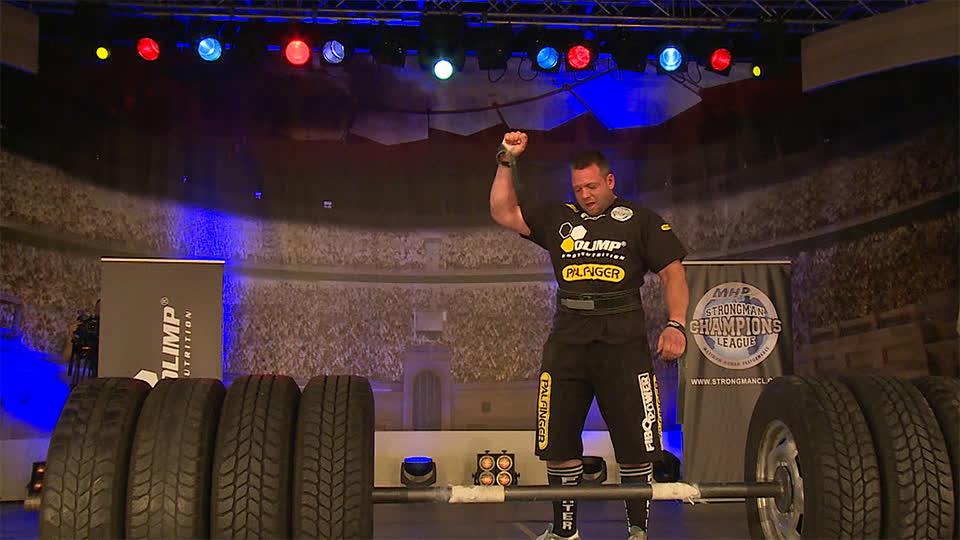 SCL Log lift World championship Lithuania