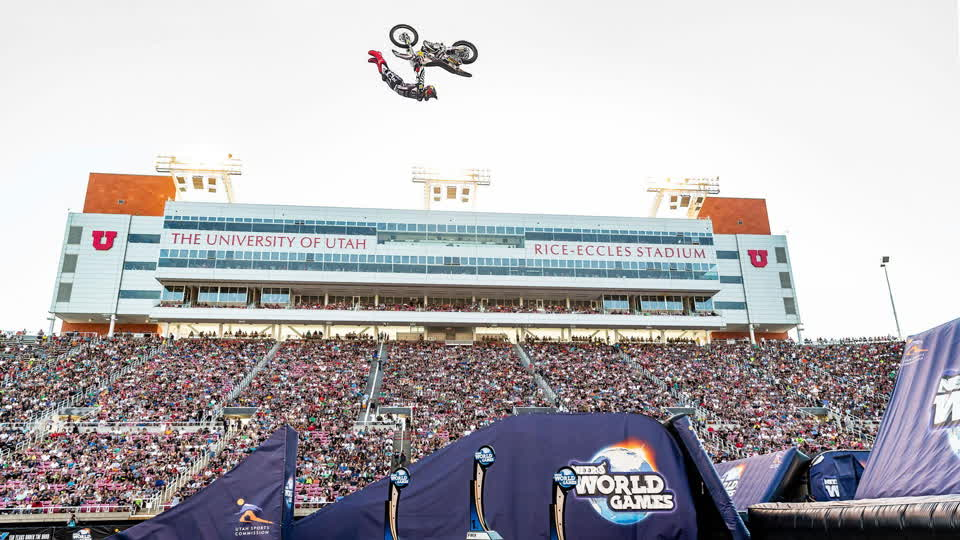 Road to the Nitro World Games