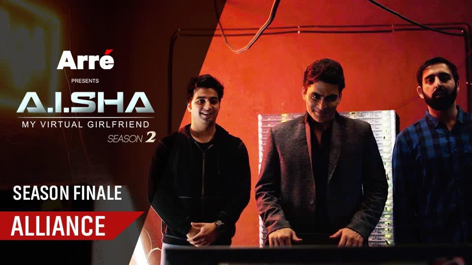 A.I.SHA Season 2 | Season Finale