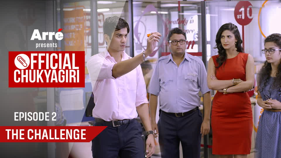 Episode 2 | The Challenge