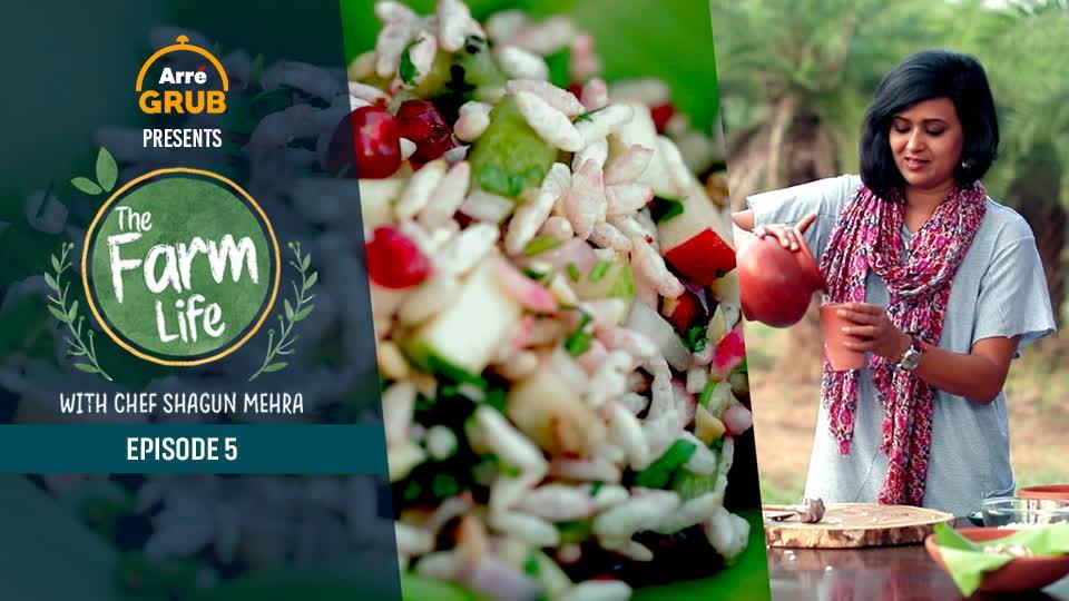 The Farm Life | Fresh Fruit Chaat