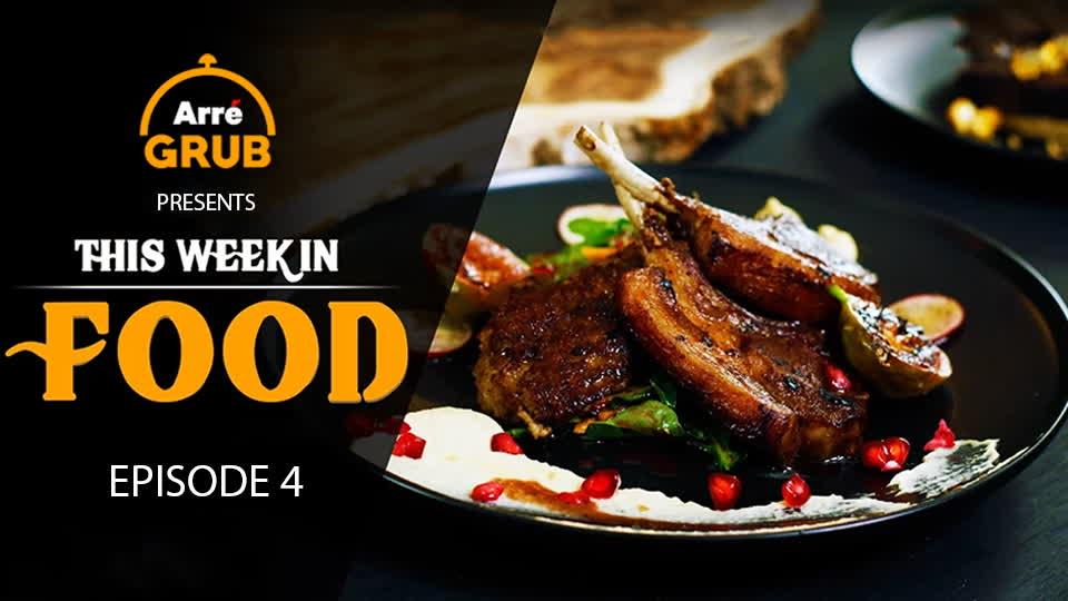 Episode 4   This Week In Food