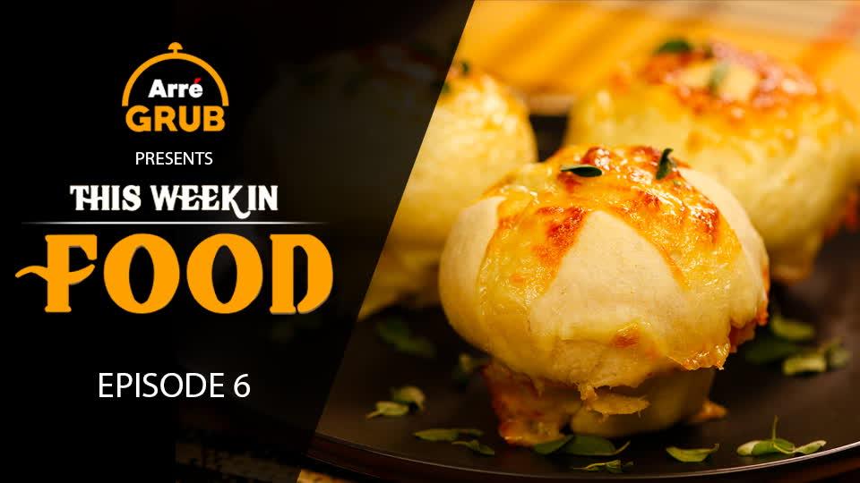 Episode 6   This Week in Food