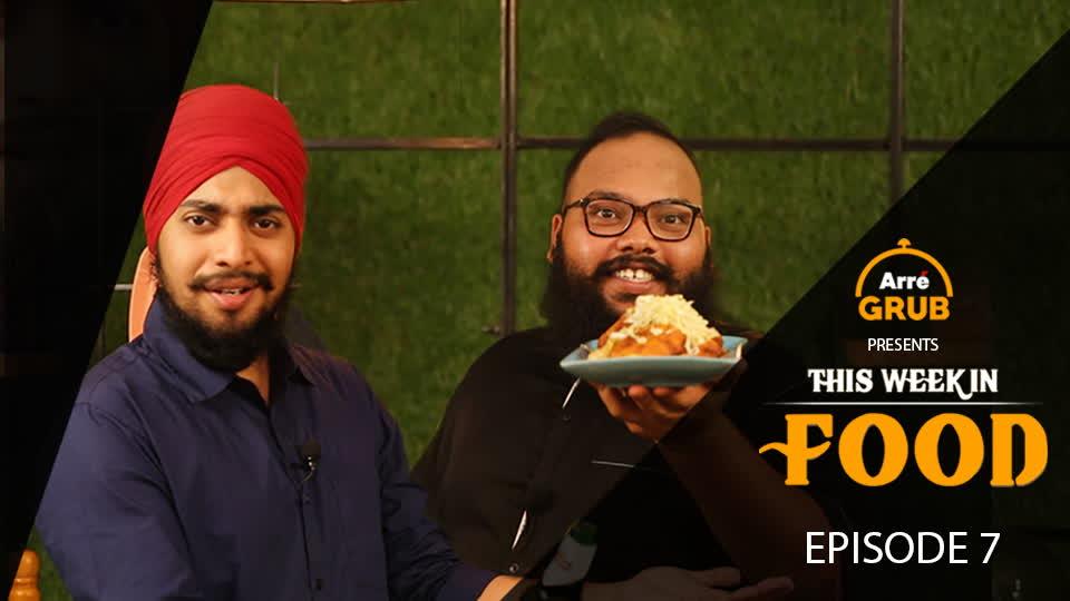 Episode 7   This Week in Food