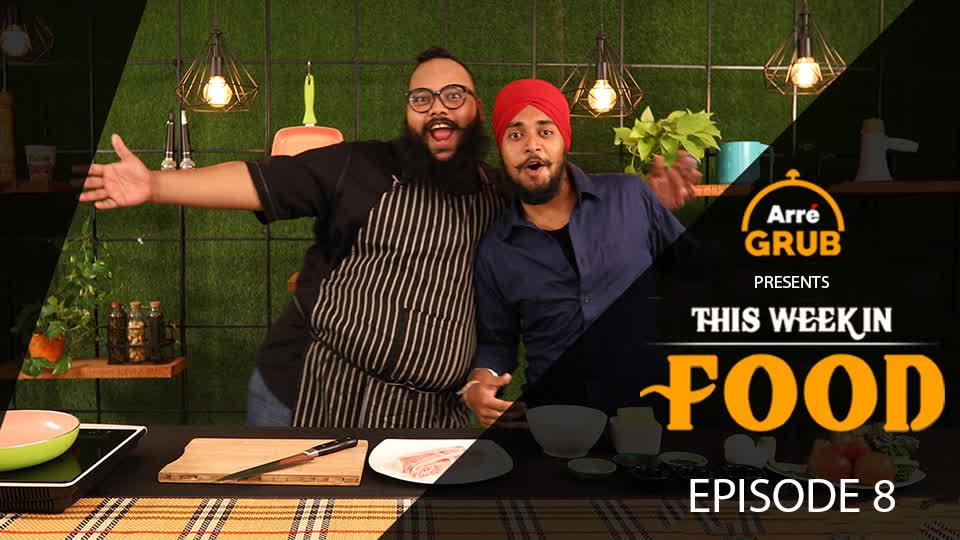 Episode 8   This Week in Food