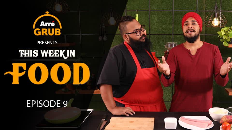 Episode 9   This Week in Food