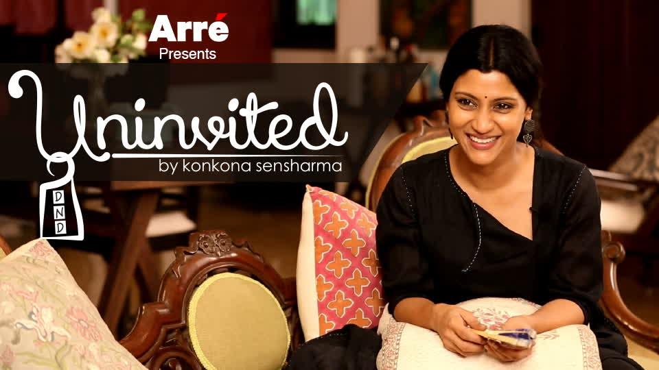 Uninvited by Konkona Sensharma