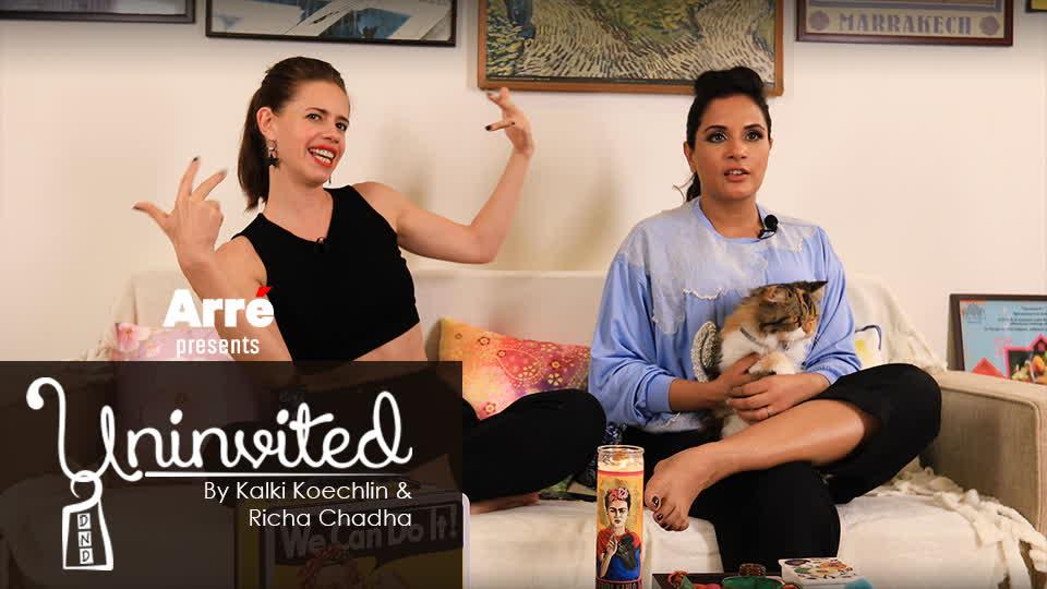 Uninvited With Kalki and Richa