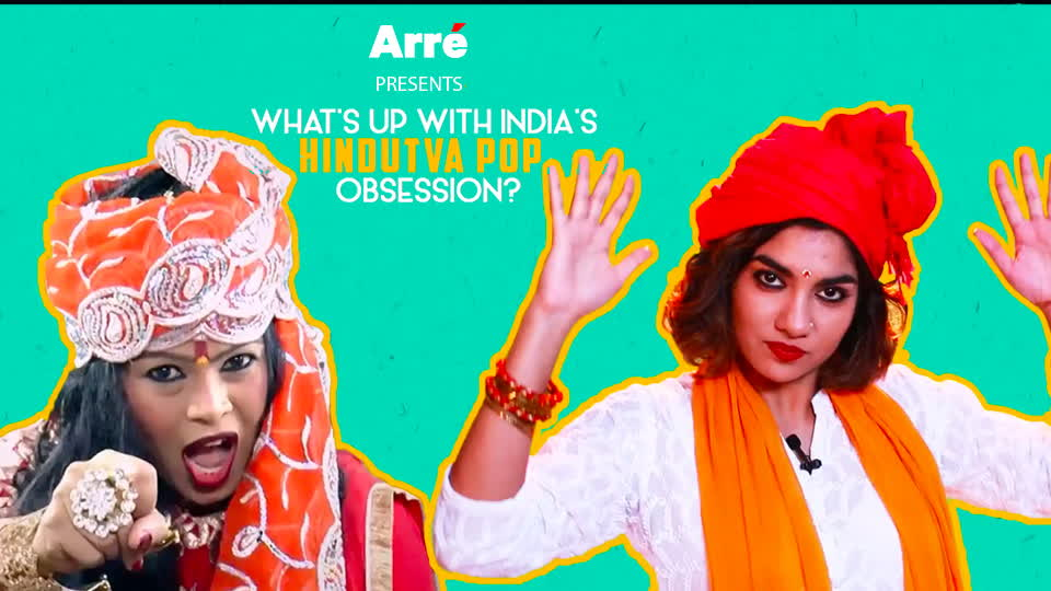 What's Up With India's Hindutva Pop Obsession?