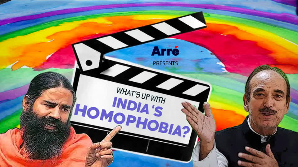 What's Up with India's Homophobia