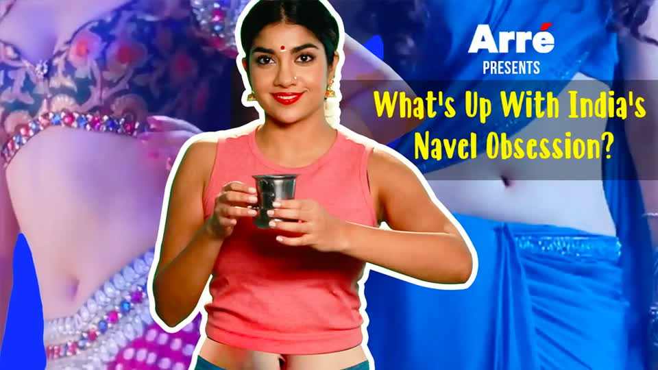 What's Up With India's Navel Obsession?